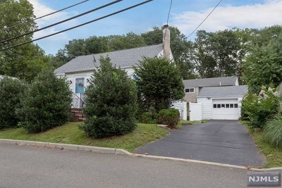 Woodland Park Single Family Home Under Contract: 112 Rockland Avenue