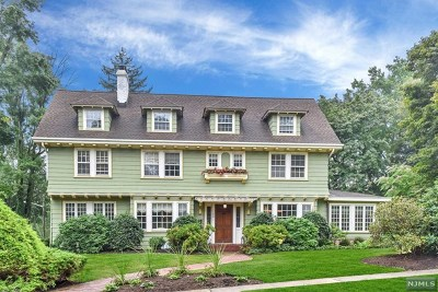 Essex County Single Family Home Under Contract: 158 Gates Avenue