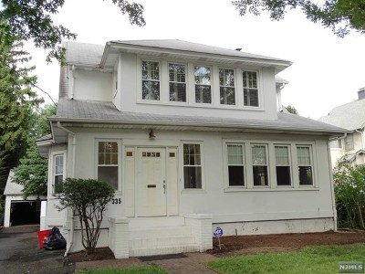 Leonia Single Family Home Under Contract: 335 Westview Avenue
