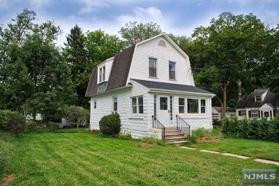 Englewood Single Family Home Under Contract: 57 Cambridge Avenue