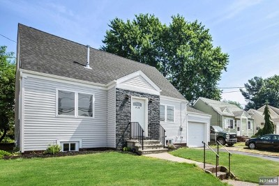 Fair Lawn Single Family Home Under Contract: 8-29 Henderson Boulevard