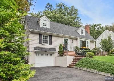 Ridgewood Single Family Home Under Contract: 428 Upper Boulevard