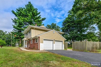 Cresskill Single Family Home Under Contract: 430 Lafayette Street