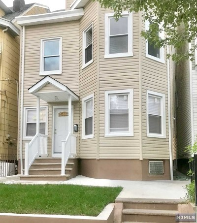 Paterson Single Family Home Under Contract: 740 East 26th Street