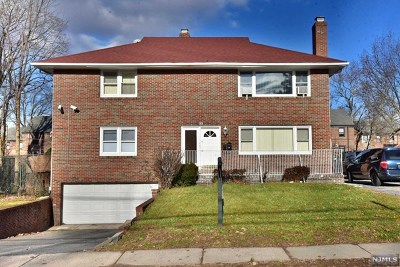 Teaneck Multi Family 2-4 Under Contract: 99 West Englewood Avenue