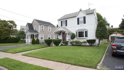 Fair Lawn Single Family Home Under Contract: 7-10 Campbell Road