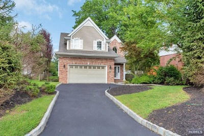Cresskill Single Family Home Under Contract: 17 Allen Street