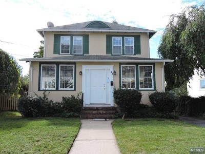 Bergenfield Single Family Home Under Contract: 22 Carlisle Street