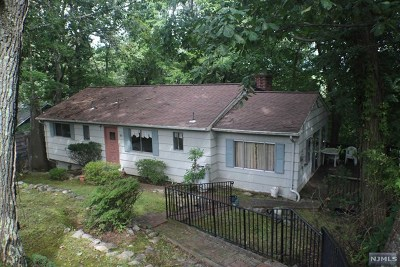 West Milford Single Family Home Under Contract: 21 Pawnee Terrace