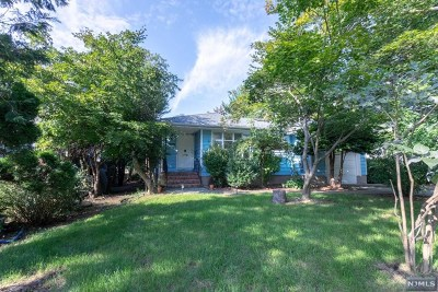 Tenafly Single Family Home Under Contract: 347 West Clinton Avenue