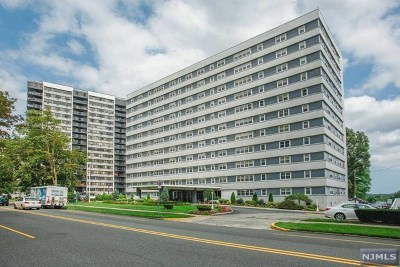 Hackensack Condo/Townhouse Under Contract: 280 Prospect Avenue #7e