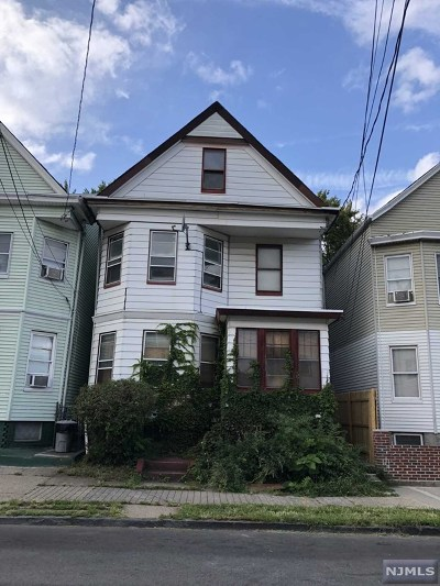 Passaic County Multi Family 2-4 Under Contract: 93 North 6th Street