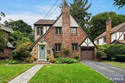 Glen Rock Single Family Home Under Contract: 25 Rock Road
