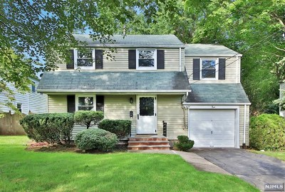 Tenafly Single Family Home Under Contract: 5 Harsen Road