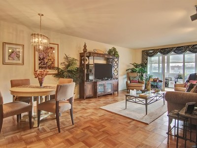 Fort Lee Condo/Townhouse Under Contract: 2000 Linwood Avenue #3x