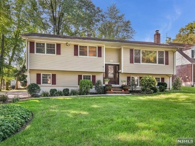 Glen Rock Single Family Home Under Contract: 20 Cornelia Place