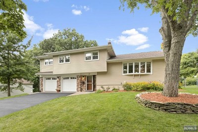 Bergen County Single Family Home Under Contract: 47 Longview Court