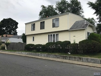 Fair Lawn Single Family Home Under Contract: 4-57 Hartley Place