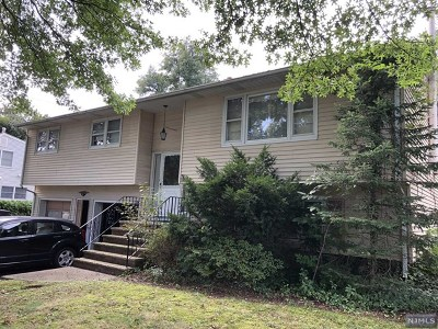 Wyckoff Single Family Home Under Contract: 487 Goffle Road