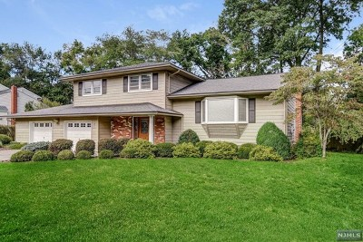 Morris County Single Family Home Under Contract: 18 Parkside Drive
