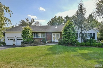 Morris County Single Family Home Under Contract: 34 Brittany Road