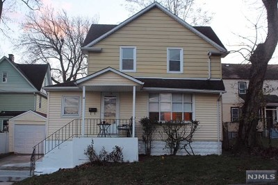 Teaneck Single Family Home Under Contract: 14 Orchard Street