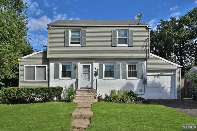 Bergenfield Single Family Home Under Contract: 47 Sugden Street