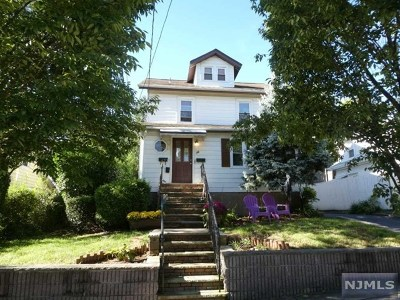 Paramus Multi Family 2-4 Under Contract: 36 Ardale Road