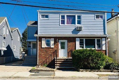 Bergen County Multi Family 2-4 Under Contract: 67 Sidney Street