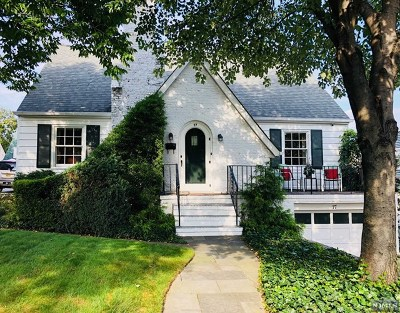 Maywood Single Family Home Under Contract: 77 Hartwich Street