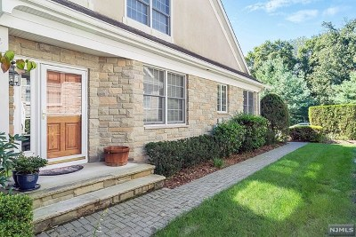 Montvale Condo/Townhouse Under Contract: 105 Gelnaw Lane