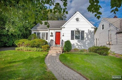 Maywood Single Family Home Under Contract: 65 Hartwich Street
