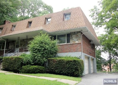 Passaic County Single Family Home Under Contract: 6 Wuester Lane