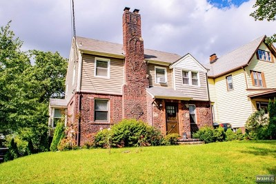 Rutherford Single Family Home Under Contract: 166 Belford Avenue