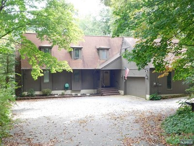 Morris County Single Family Home Under Contract: 15 Birch Road