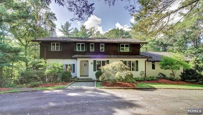 Bergen County Single Family Home Under Contract: 59 Robin Lane