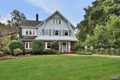 Essex County Single Family Home Under Contract: 70 Melrose Place