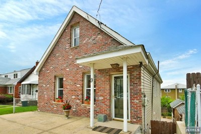East Rutherford Single Family Home Under Contract: 9 Franklin Place