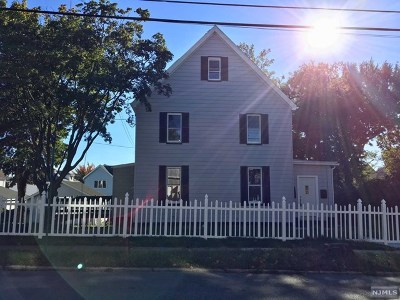 Ridgefield Park Multi Family 2-4 Under Contract: 27 Orchard Street