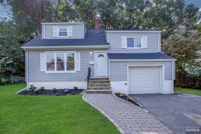 Dumont Single Family Home Under Contract: 16 Barbara Road