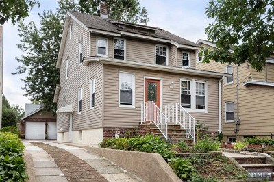 Ridgefield Park Single Family Home Under Contract: 31 2nd Street