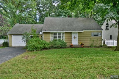 Bergen County Single Family Home Under Contract: 122 Spruce Street
