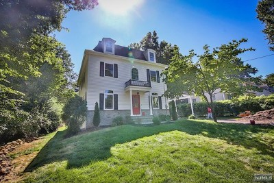 Ramsey Single Family Home Under Contract: 322 Maple Street