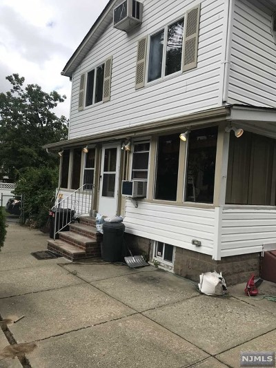 Passaic County Single Family Home Under Contract: 495 Riverside Drive