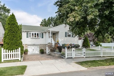 Passaic County Single Family Home Under Contract: 93-95 Crosby Avenue