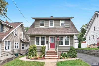 Rutherford Single Family Home Under Contract: 228 Washington Avenue