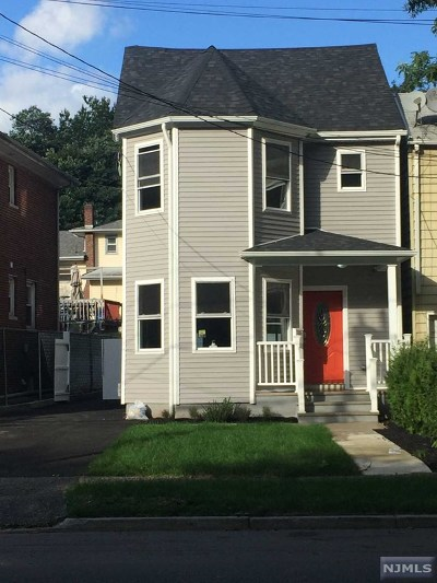 Essex County Single Family Home Under Contract: 164 Mill Street