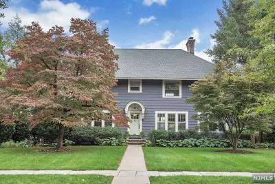 Essex County Single Family Home Under Contract: 69 Hillside Avenue