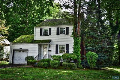 Cresskill Single Family Home Under Contract: 142 Lexington Avenue