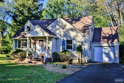 Hillsdale Single Family Home Under Contract: 36 Highland Avenue